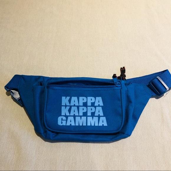 Kappa Kappa Gamma Fanny Pack